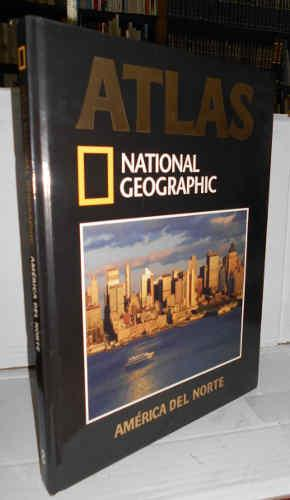 ATLAS. National Geographic. América del Norte, 8
