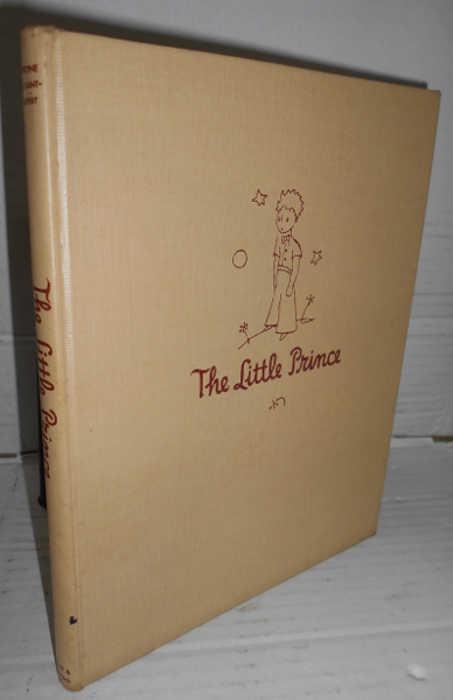 THE LITTLE PRINCE. 1ª edición? Written and Drawn by... Translated from the frech by Katherine Woods